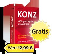 Download Konz 1000 Ganz Legale Steuertricks 2008 2008